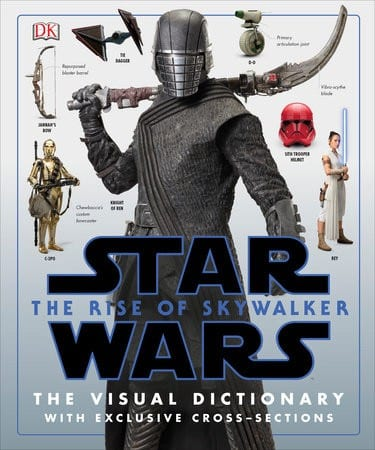 Star Wars The Rise Of Skywalker Visual Dictionary Cinelinx Movies Games Geek Culture