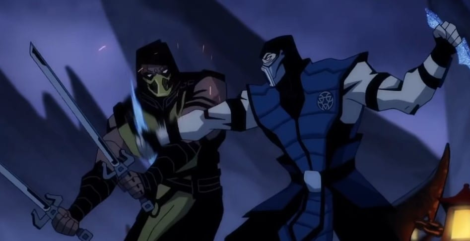 Trailer And 4k Uhd Details Revealed For New Mortal Kombat Animated