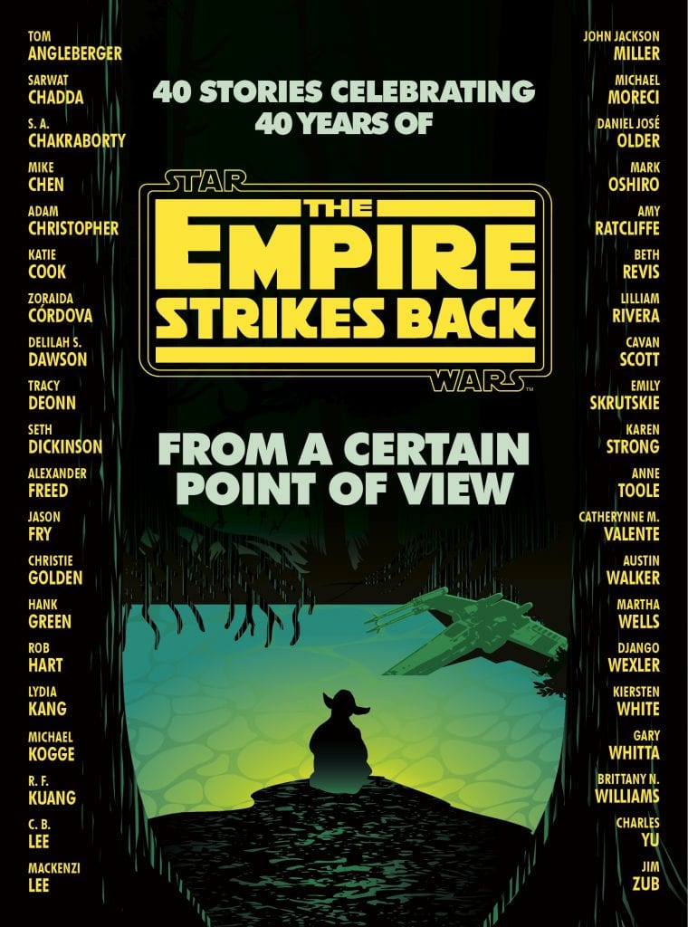 FACPOV: The Empire Strikes Back Author List Revealed! Updated!!! - Cinelinx  | Movies. Games. Geek Culture.