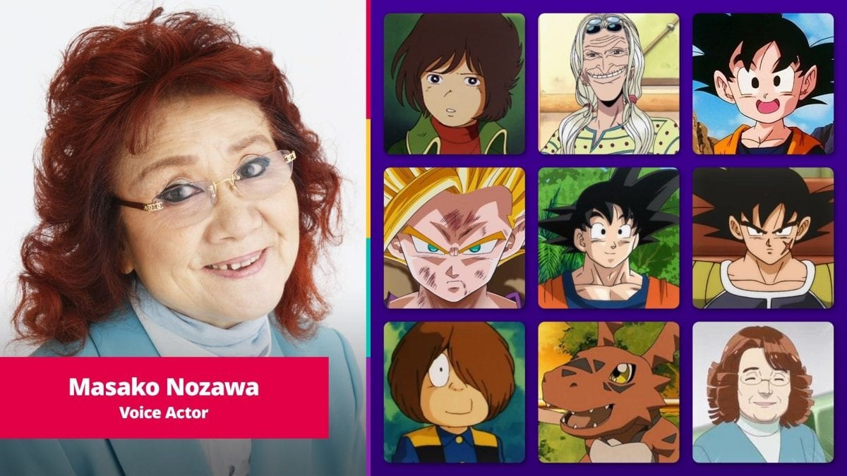 Funimationcon 2020 Adds Interview With Legendary Voice Actress Masako Nozawa New Panels Hosts Confirmed Cinelinx Movies Games Geek Culture