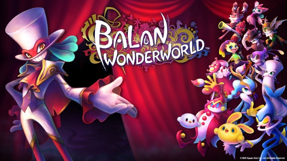 Square Enix's BALAN WONDERWORLD Set to Launch Spring 2021