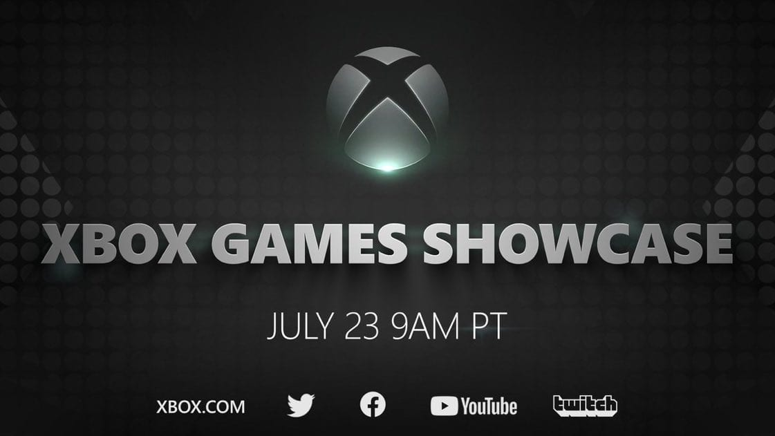 Xbox Series X Games Showcase Announced for July 23