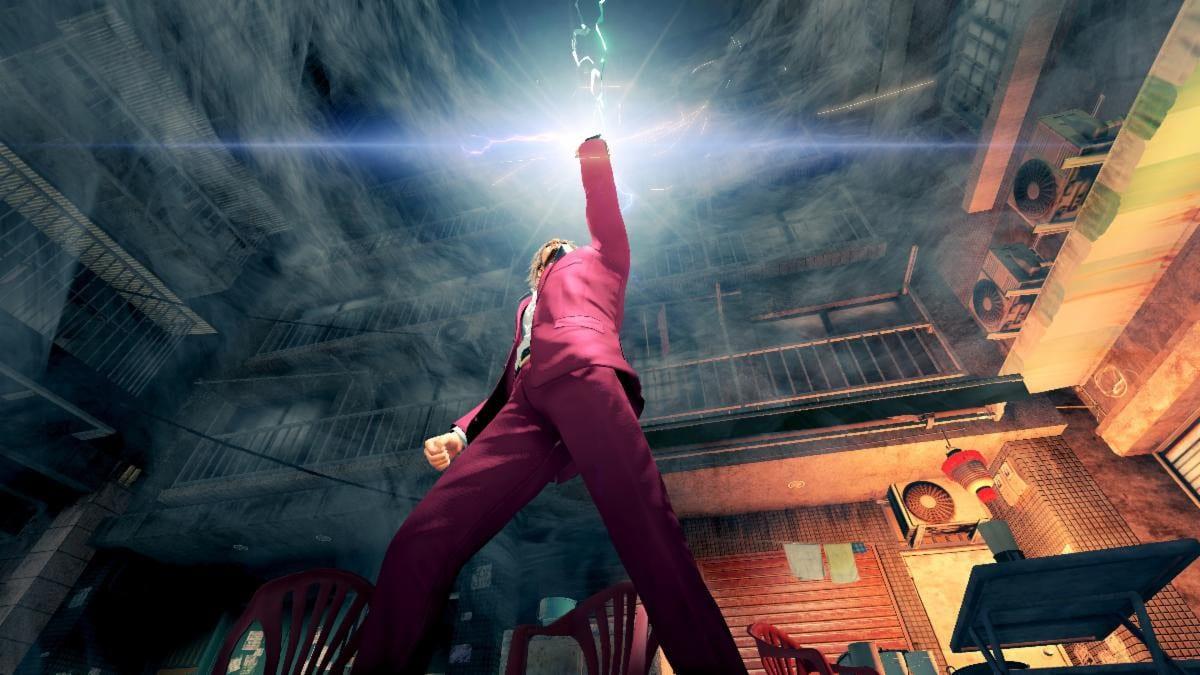 Yakuza Like A Dragon Gameplay Trailer Voice Actors Revealed
