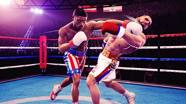Rocky Comes To Switch In Mountainous Rumble Boxing: Creed Champions
