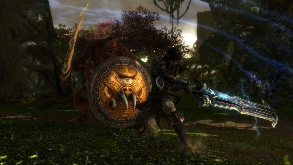 Kingdoms of Amalur: Re-Reckoning Gets First Gameplay ...