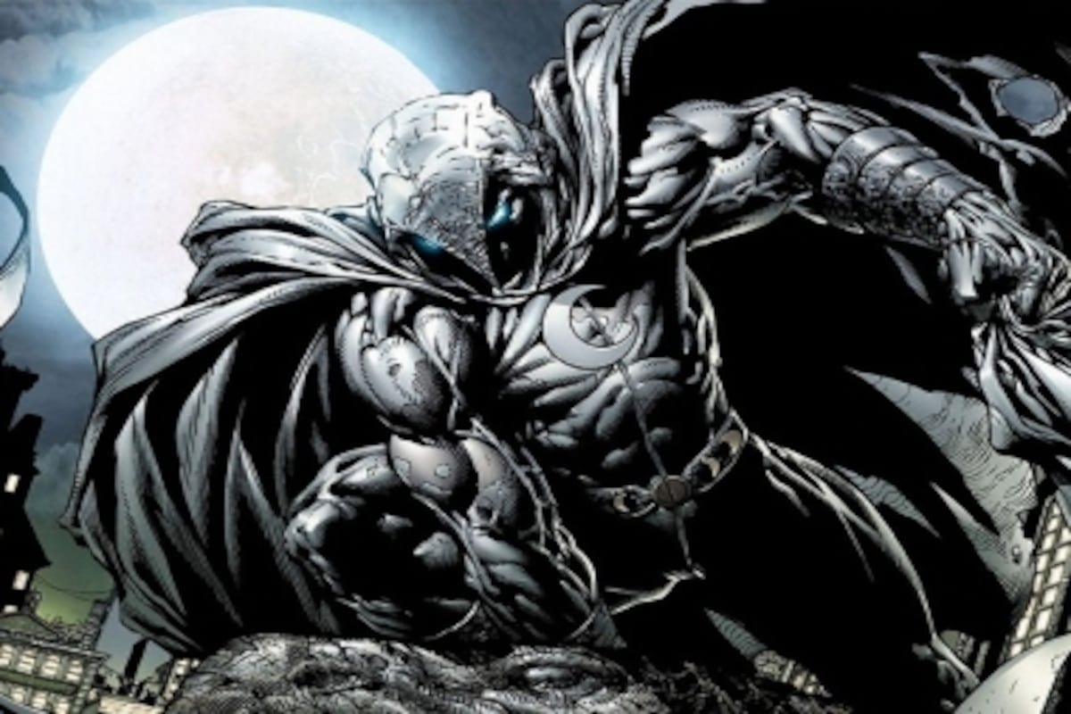 Oscar Isaac reportedly in talks to star as Marvel superhero Moon Knight