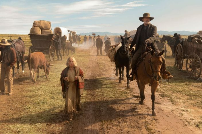 Paul Greengrass Reunites With Tom Hanks In A Western About Redemption