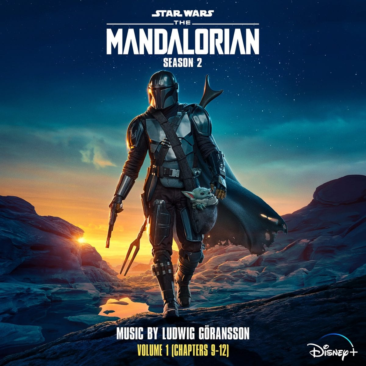 First Volume of The Mandalorian Season 2's Soundtrack Released