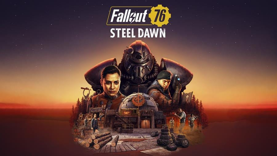 Free update Steel Dawn is coming to Fallout 76 in December