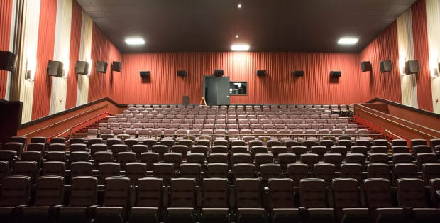 Find Movie Theaters