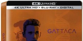 Gattaca Steelbook cover art