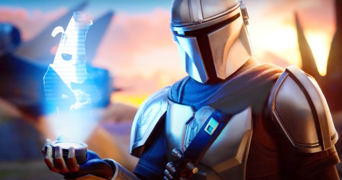 Epic Games Reveals The Mandalorian Mando's Bounty Mode for Fortnite