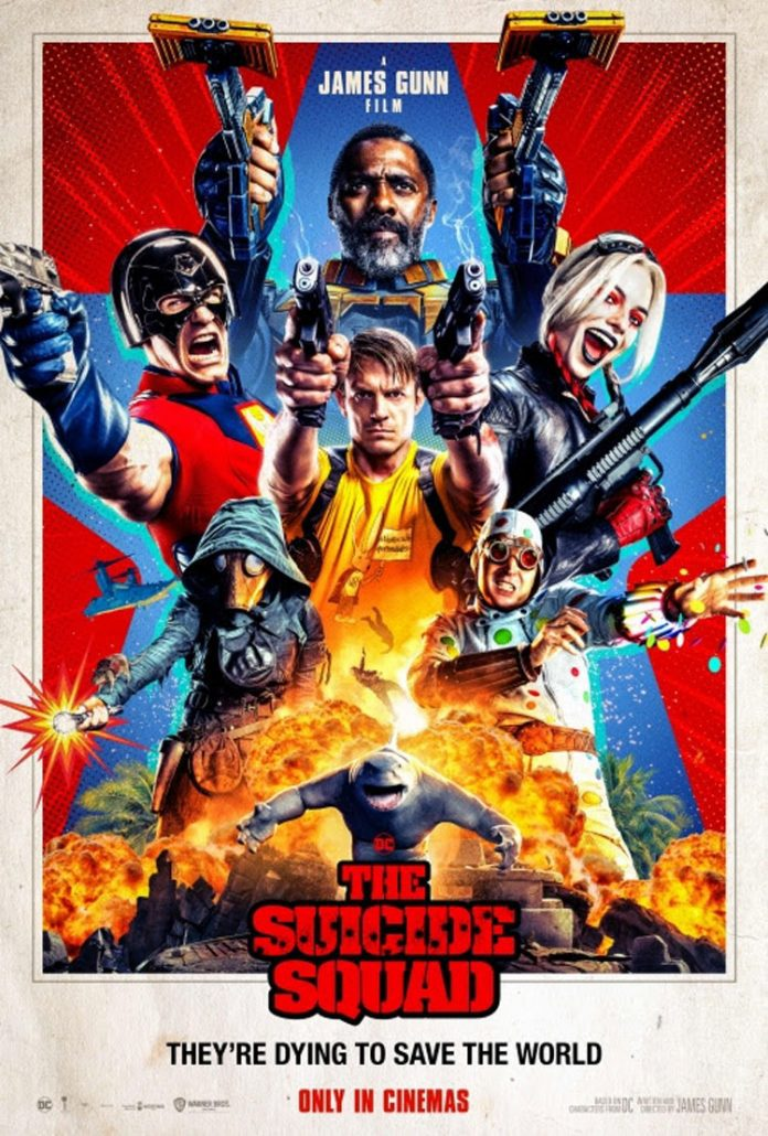The Suicide Squad (2021, Review) - Cinelinx | Movies. Games. Geek Culture.